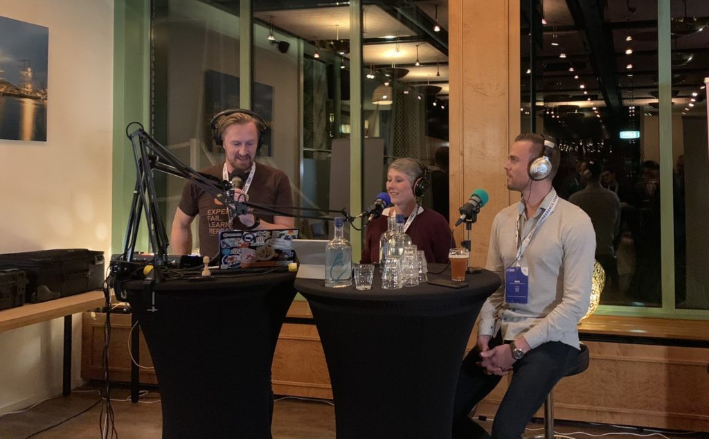 cro.cafe podcast at conversion hotel 2019