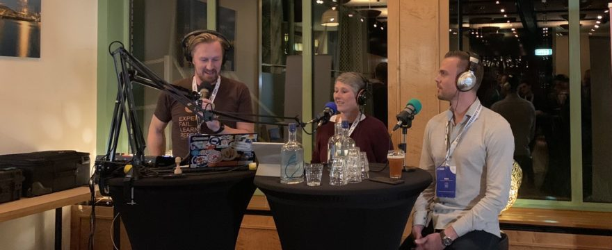 I was on the CRO.CAFE Podcast to talk Data, Privacy & GDPR